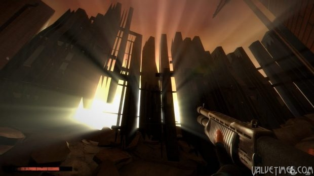 City 17 - Мод к Half-Life 2. Релиз.