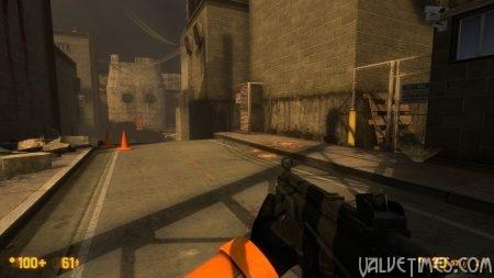 Surface Tension: Uncut и Cascade Shadow Maps в Black Mesa