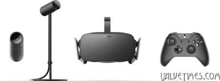 Oculus первый лицензиат SteamVR