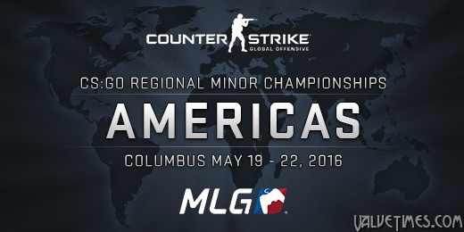 Региональный Чемпионат CS:GO в Америке.