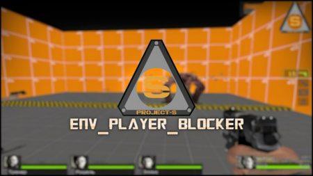 env player blocker - Невидимая блокирующая стена для игроков и зомби