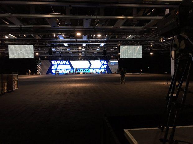Steam Dev Days 2016 Главный зал конференции
