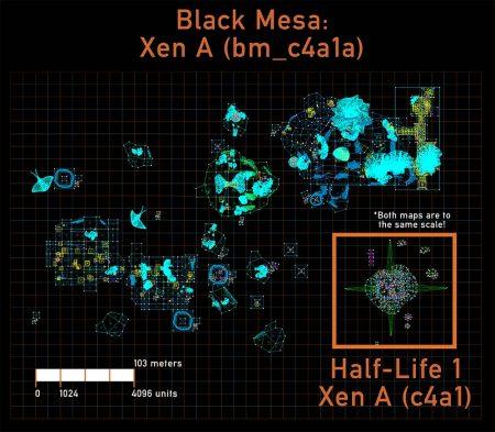 Новости мира Xen (Black Mesa)