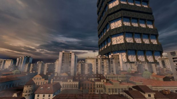 Выпущен MEGA CITY ONE - мод к HL2:EP2