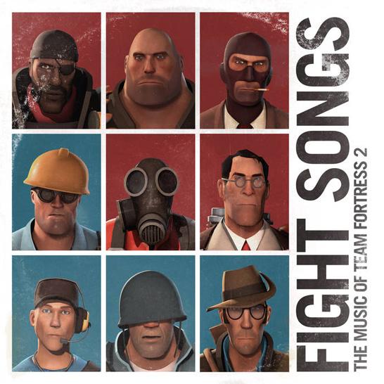 Боевые песни TF2 Прездаказ